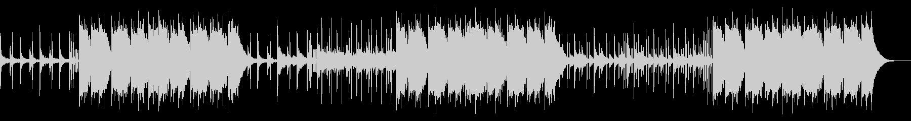 ダークトラップ 悲しいピアノ バイオリンの未再生の波形