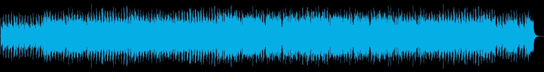 フレンチポップス風で60年代シャンソン風の再生済みの波形