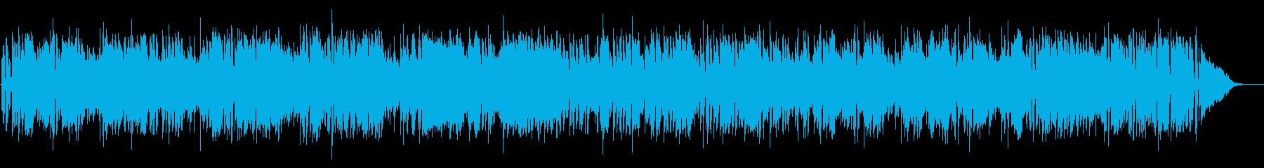 ウキウキ生トランペットとビッグバンド!の再生済みの波形