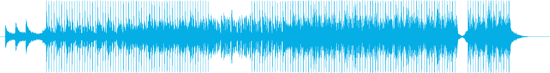 R&Bのヒントを取り入れた、ソフト...の再生済みの波形