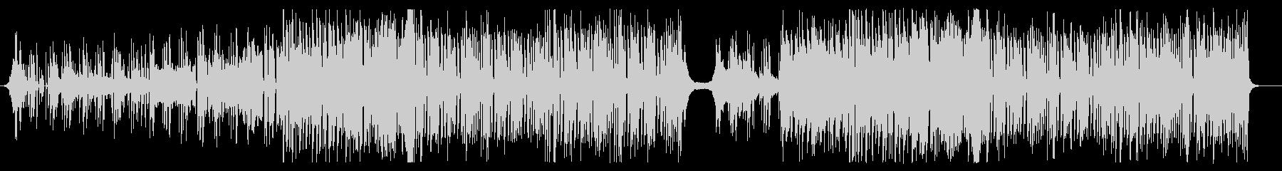 tropicalhouseの歌もの曲の未再生の波形