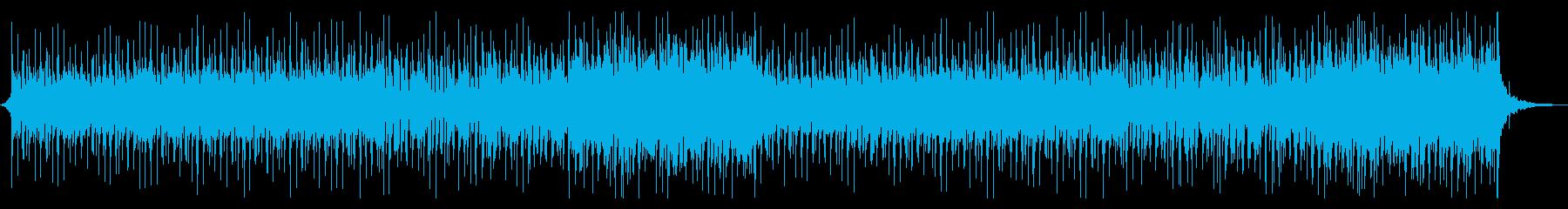 【ニュース】ニュース番組向け分析・解説Iの再生済みの波形
