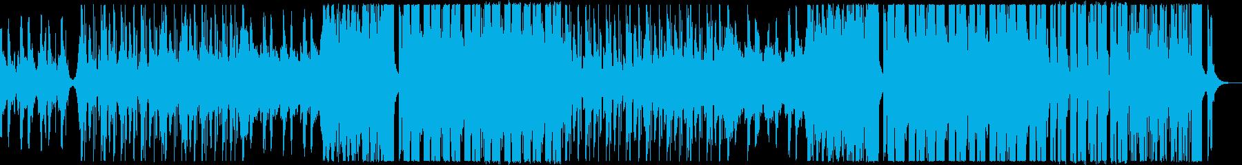 感傷的で浮遊するフューチャーポップ。の再生済みの波形