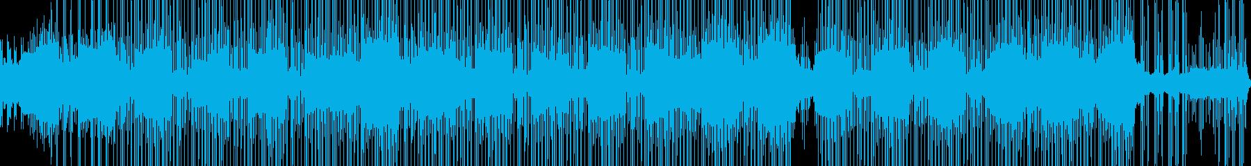 ヒップホップ楽器。すばらしく、スト...の再生済みの波形