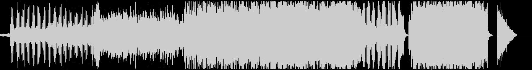 ポップロック 現代の交響曲 ポジテ...の未再生の波形