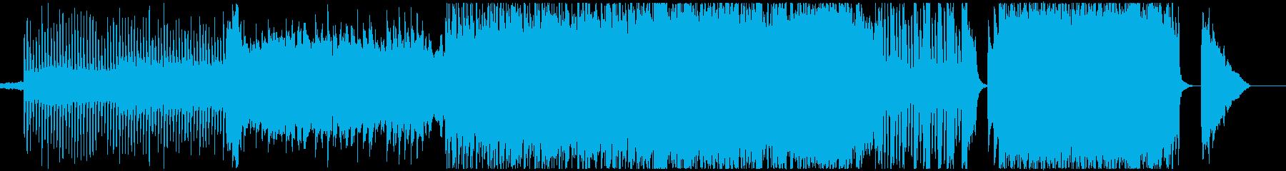ポップロック 現代の交響曲 ポジテ...の再生済みの波形