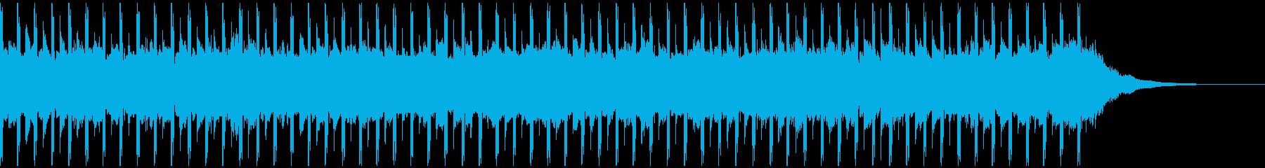 マーケティング(短)の再生済みの波形