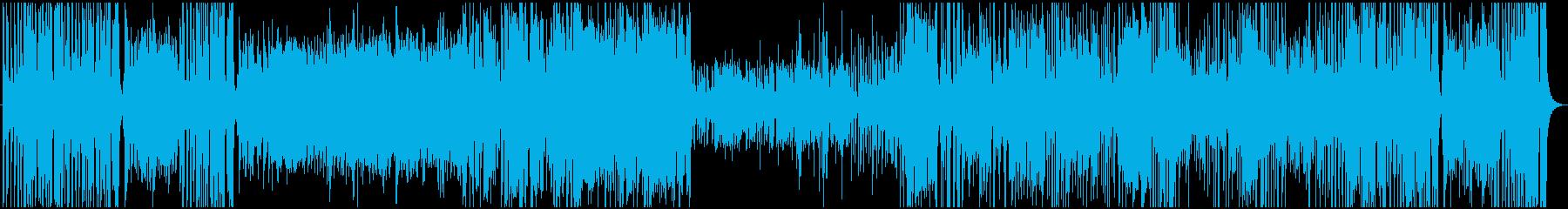 テーマベーストランペットとピアノソ...の再生済みの波形