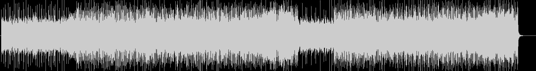 「ヘヴィ/ダーク/メタル」BGM246の未再生の波形