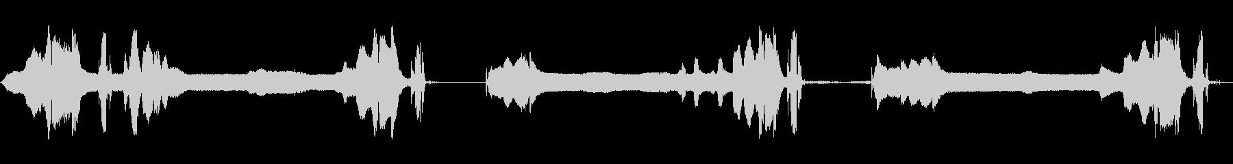 メルクール搭載-エンジン、コーナリ...の未再生の波形
