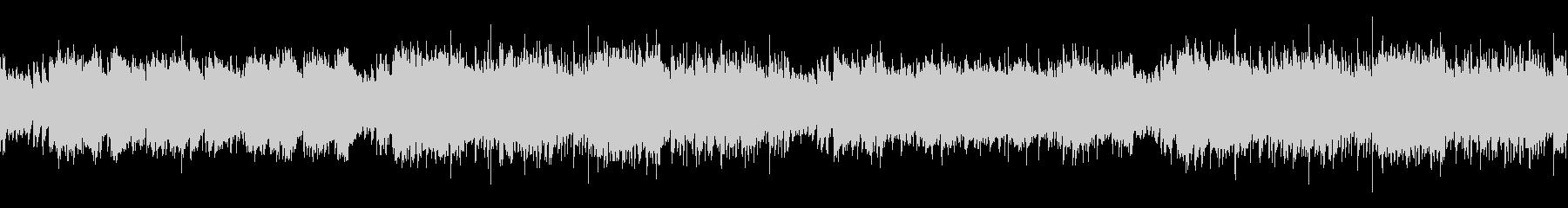 ループ・アニメ・かっこいいフラメンコの未再生の波形