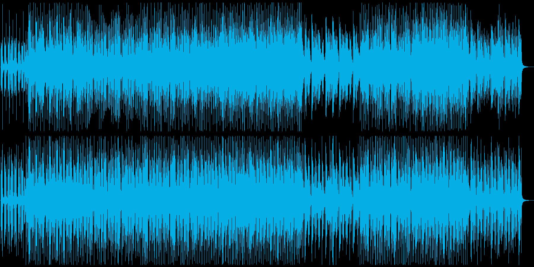 生演奏チェロ 爽やかイベントオープニングの再生済みの波形