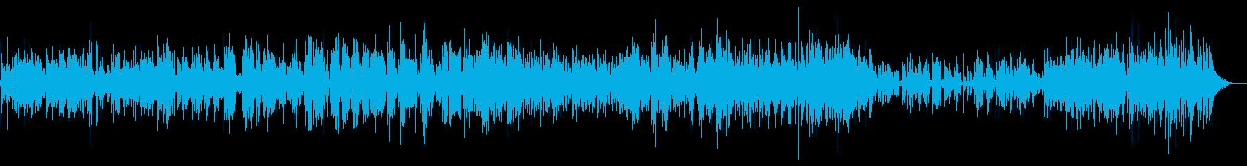 ジャズ。の再生済みの波形