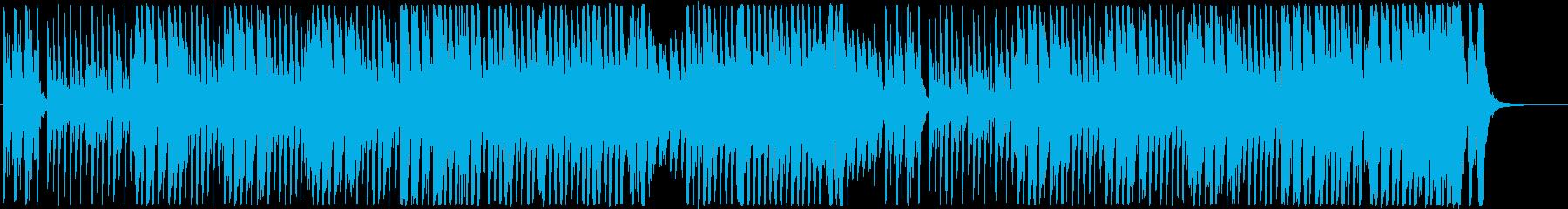 【アニメ】ほのぼの可愛いミディアムテンポの再生済みの波形