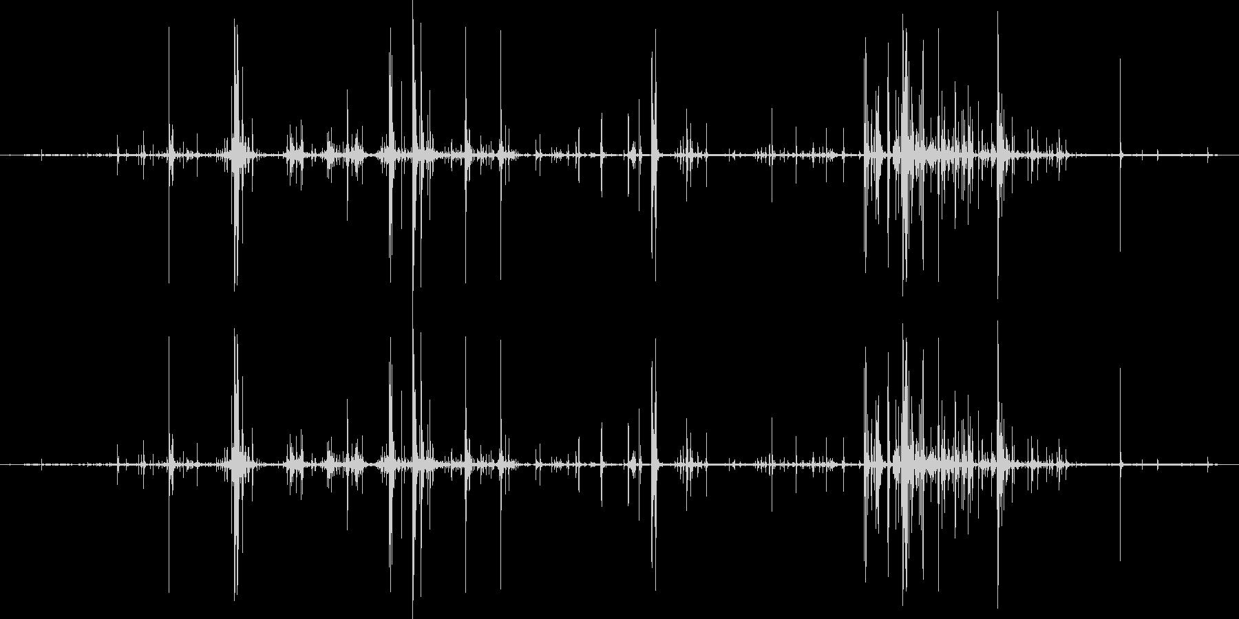 木 スプリンターロー05の未再生の波形