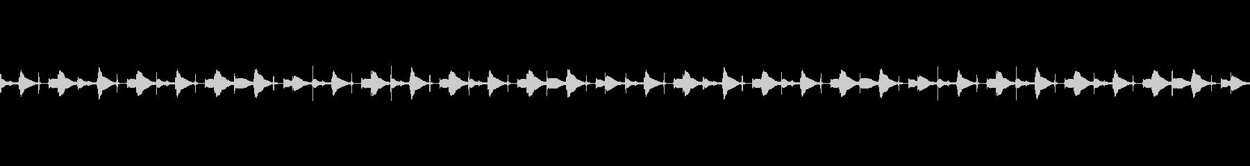 Innocent Marimbaの未再生の波形