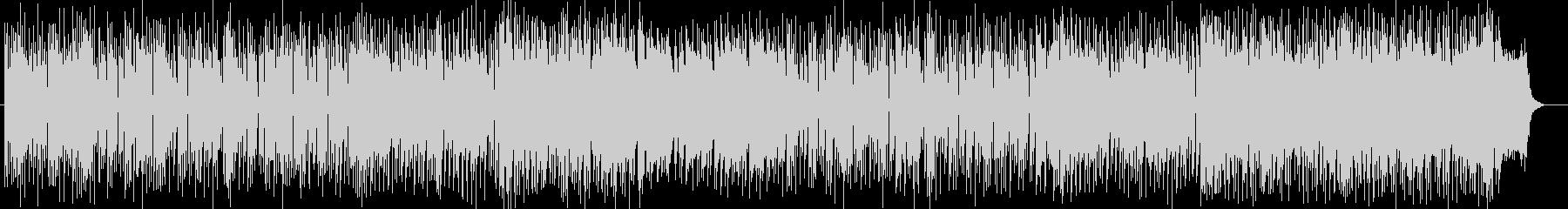 ドラマチックなピアノポップスサウンドの未再生の波形