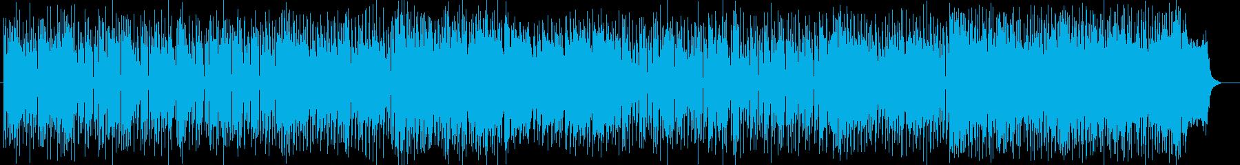 ドラマチックなピアノポップスサウンドの再生済みの波形