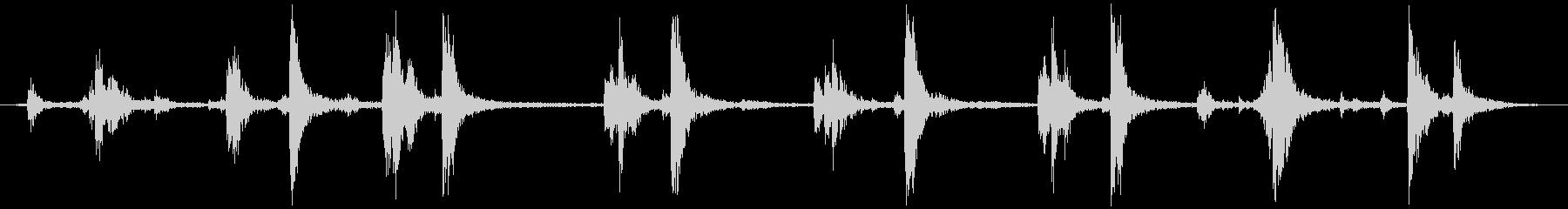 アルミニウム延長はしご:撤収、緊急...の未再生の波形