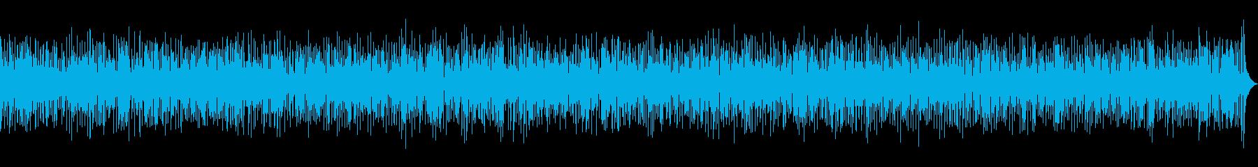 切ない哀愁系アコーディオンジャズバンドの再生済みの波形