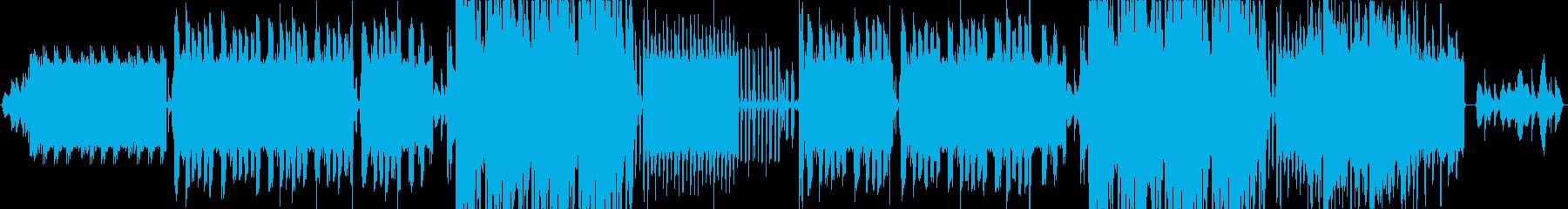 flwrsの再生済みの波形