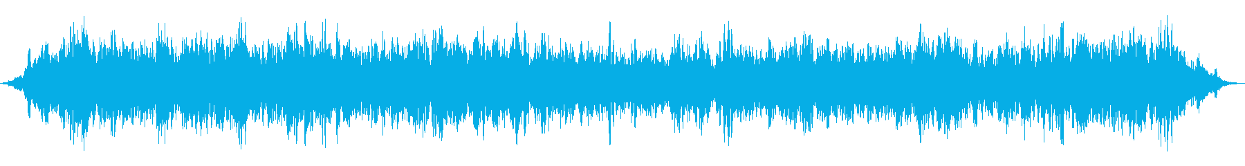 ローハーシュハウリングエイリアンウ...の再生済みの波形