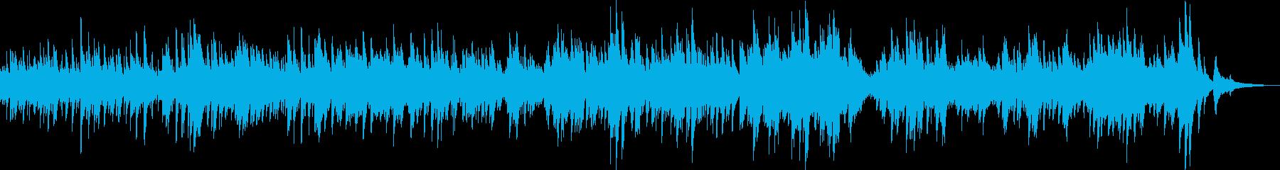 新生活の始まり(ピアノ・BGM・爽やか)の再生済みの波形