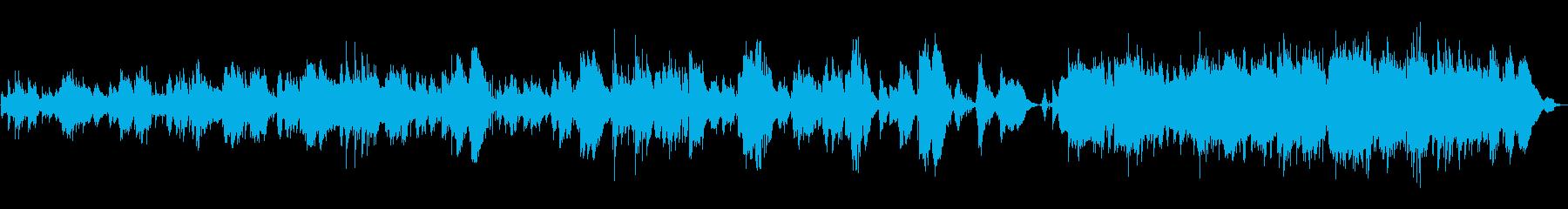 ポップ/ロック、女性ボーカル、情熱...の再生済みの波形