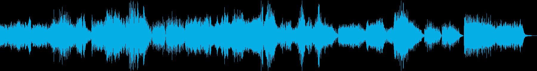 水の戯れ/ラヴェル【ピアノソロ】の再生済みの波形