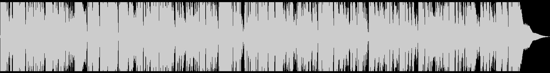 夜の大人なbossa novaボサノヴァの未再生の波形