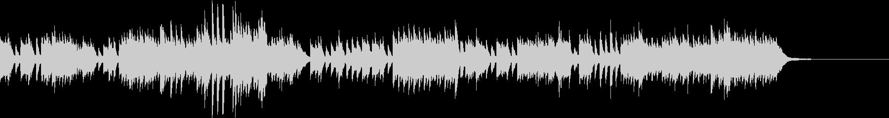 ソナチネ クレメンティ ピアノ名曲の未再生の波形