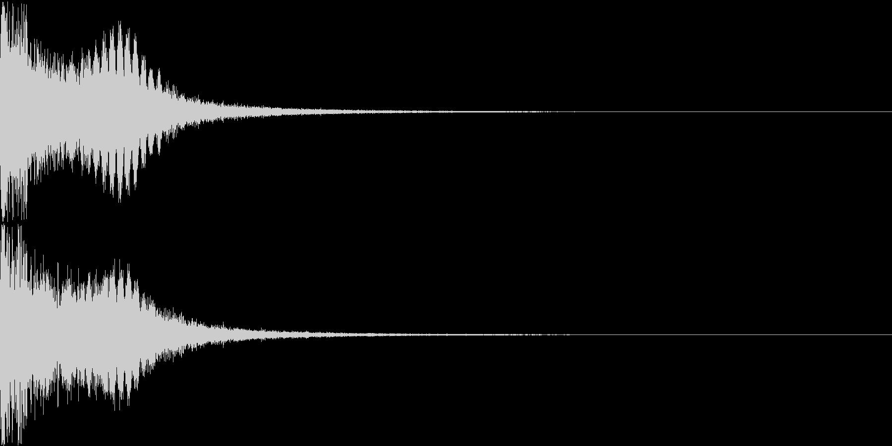 ロボット 合体 ガシーン キュイン 02の未再生の波形