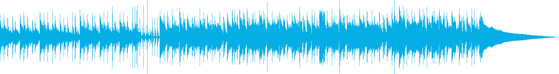 AuspiciousDay 60秒メロ無の再生済みの波形
