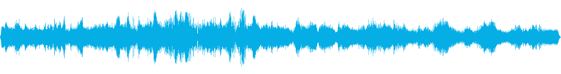 マインドスケープの再生済みの波形