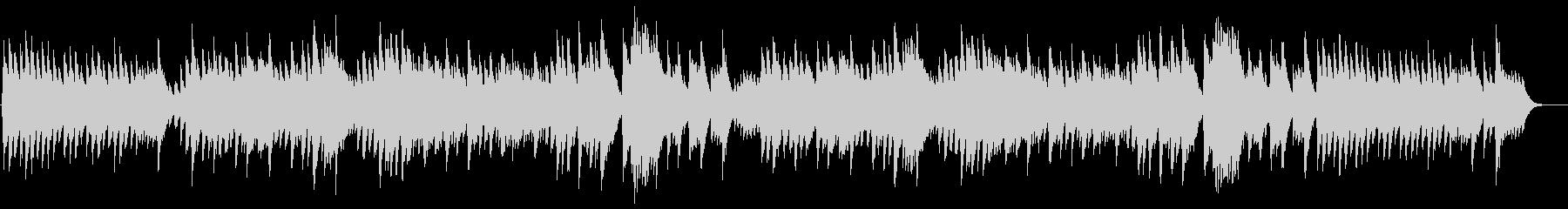 ひなまつり / 三宅延齢(Bパターン)の未再生の波形