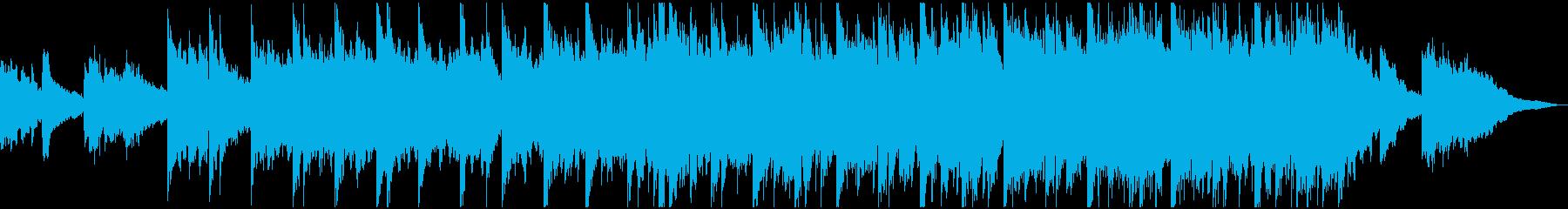 印象的なメロディーを備えたアンビエントなの再生済みの波形