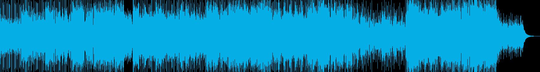 Smokeの再生済みの波形