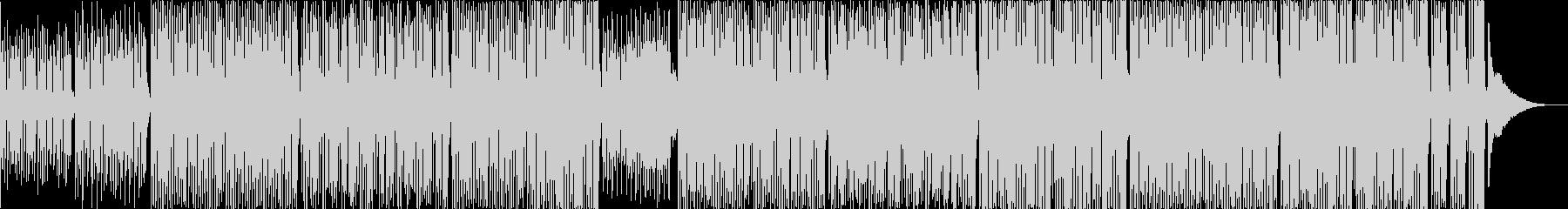 TikTokに元気で可愛い口笛トイピアノの未再生の波形