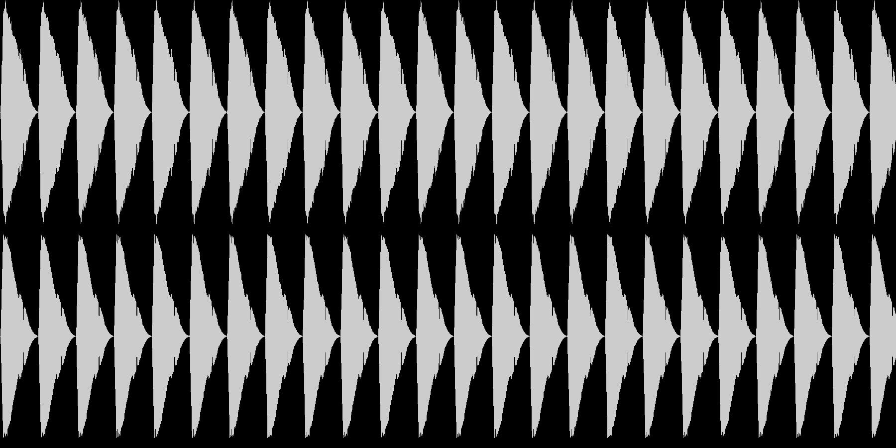 【アラーム】電子音 - ピピピピピピピピの未再生の波形