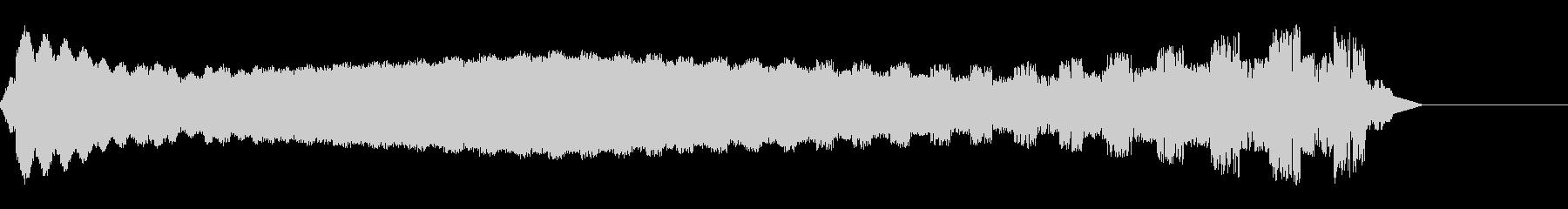 ポワー(ファミコン/ノイズ/ブレーキの未再生の波形