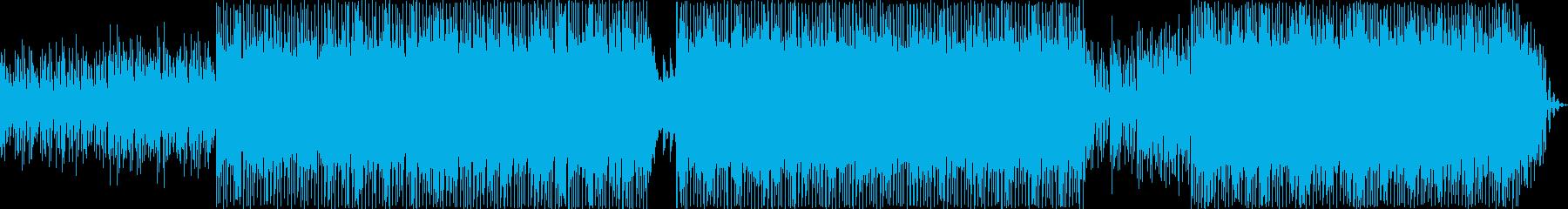法人 サスペンス アクション 技術...の再生済みの波形