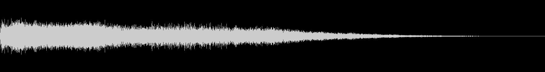 フーシ6ヘビーシンセフーシの未再生の波形