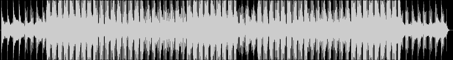 夜に浸る和風 Lo-Fi HIPHOPの未再生の波形