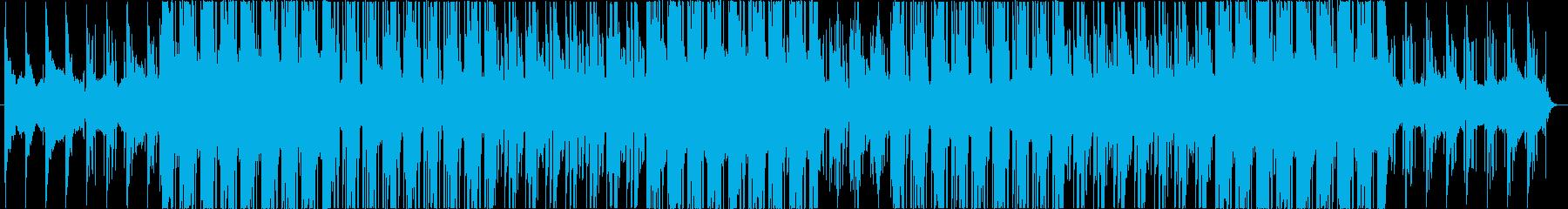 夜に浸る和風 Lo-Fi HIPHOPの再生済みの波形