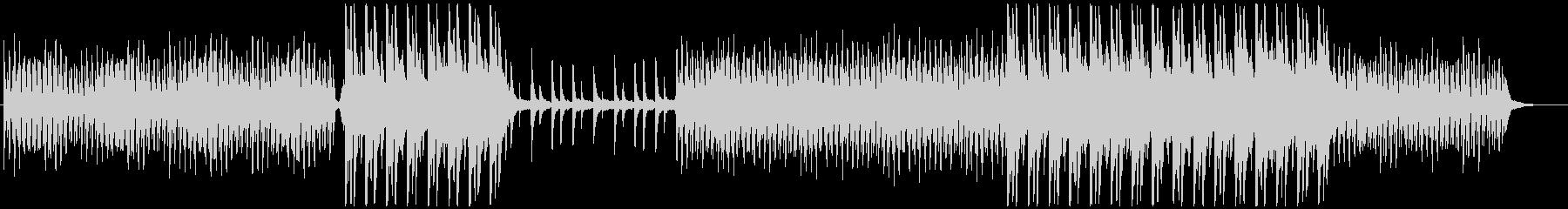穏やかで雄大なオーケストラ-自然-pvの未再生の波形