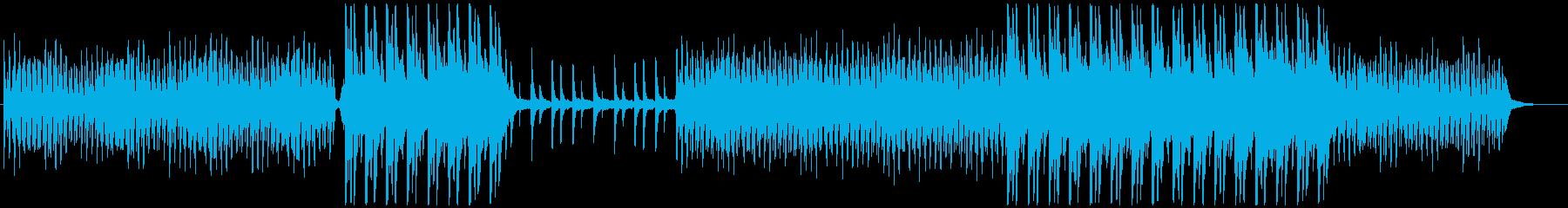 穏やかで雄大なオーケストラ-自然-pvの再生済みの波形