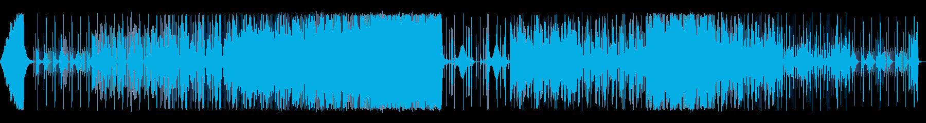 ありがちなEDMです。の再生済みの波形