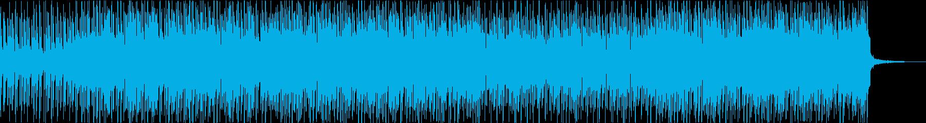 ウクレレと鉄琴がかわいいほのぼの系BGMの再生済みの波形