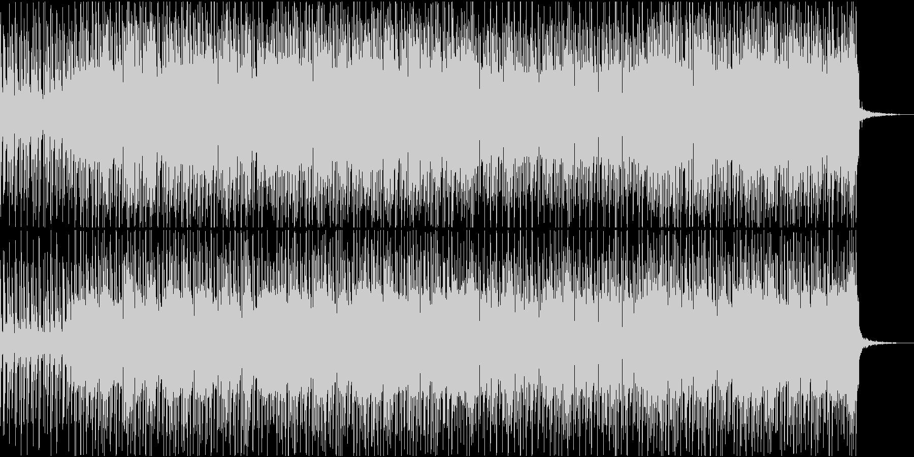 ウクレレ・鉄琴・夏・前向き・ポップロックの未再生の波形