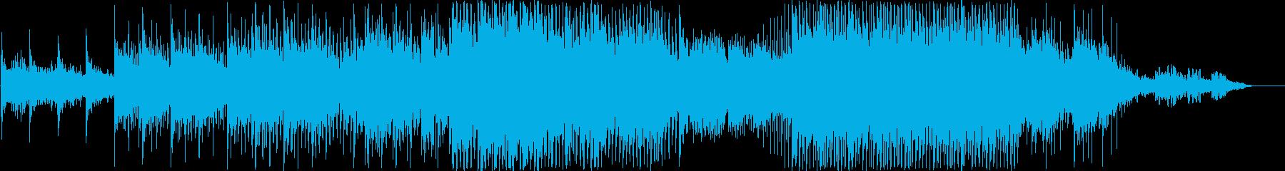 クリスマス ストリングス 木琴 ピ...の再生済みの波形